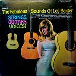 Pochette The Fabulous Sounds of Les Baxter