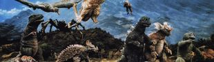 Cover Kaiju Eiga et autres films de monstres géants