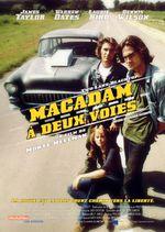 Affiche Macadam à deux voies