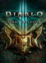 Jaquette Diablo III: Eternal Collection