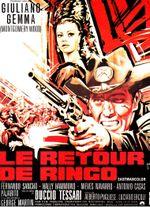 Affiche Le Retour de Ringo