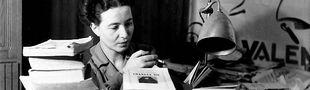 Cover Les lectures de Simone de Beauvoir