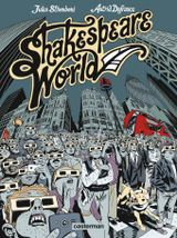 Couverture Shakespeare World