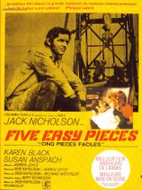 Affiche Cinq pièces faciles