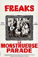 Affiche Freaks - La Monstrueuse Parade