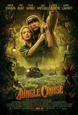 Affiche Jungle Cruise