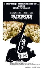 Affiche Blindman, le justicier aveugle