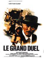 Affiche Le Grand Duel