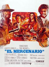 Affiche El Mercenario