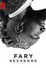 Affiche Fary : Hexagone