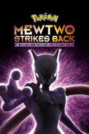 Affiche Pokémon : Mewtwo contre-attaque – Évolution