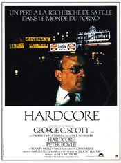 Affiche Hardcore