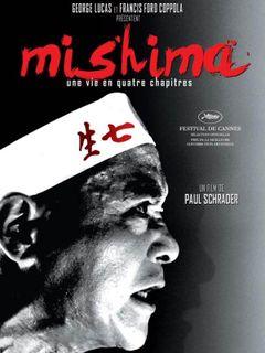 Affiche Mishima : Une vie en quatre chapitres