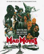 Couverture Mad movies