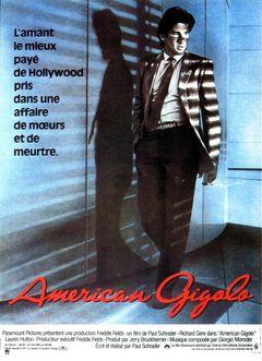 Affiche American Gigolo