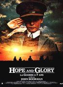 Affiche Hope and Glory (La Guerre à 7 ans)