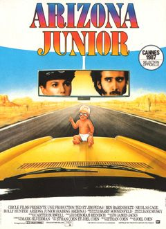 Affiche Arizona Junior