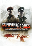 Jaquette Company of Heroes : Opposing Fronts