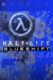 Jaquette Half-Life : Blue Shift
