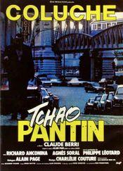 Affiche Tchao Pantin