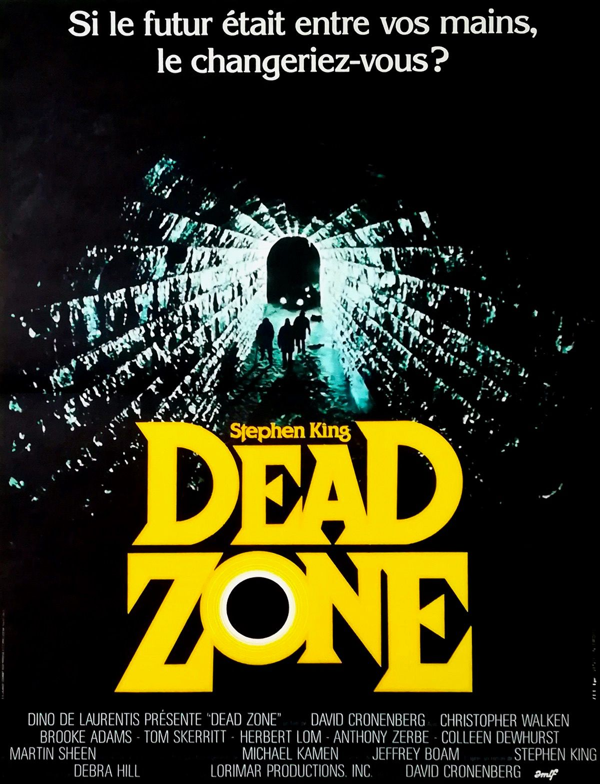 Dead Zone - Film (1983) - SensCritique