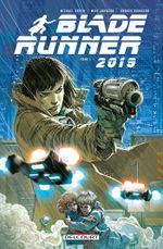 Couverture Blade Runner 2019, tome 1
