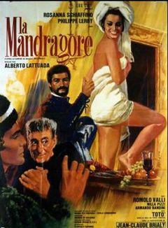 Affiche La Mandragore