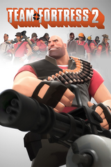 Jaquette Team Fortress 2