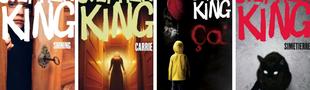 Cover Les Meilleurs Livre de Stephen King