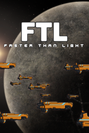Jaquette FTL : Faster Than Light