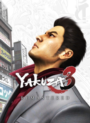 Jaquette Yakuza 3 Remastered