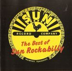 Pochette The Best of Sun Rockabilly
