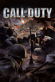 Jaquette Call of Duty