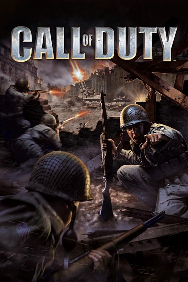 Call of Duty (2003) - Jeu vidéo - SensCritique