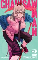 Couverture Chainsaw Man, tome 2