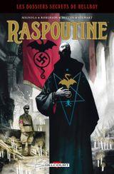 Couverture Raspoutine : Les dossiers secrets de Hellboy