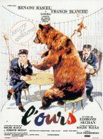 Affiche L'ours