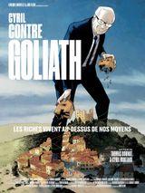 Affiche Cyril contre Goliath