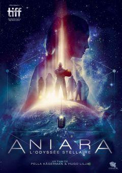 Affiche Aniara : L'Odyssée stellaire