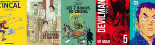 Cover Mes lectures BD 2020