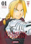 Couverture Fullmetal Alchemist (Perfect Edition), tome 1
