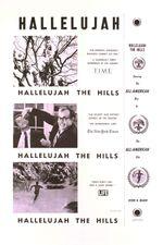 Affiche Halleluiah les collines