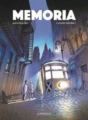 Couverture Memoria