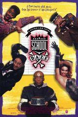 Affiche School Daze