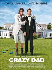 Affiche Crazy Dad