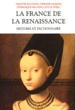 Couverture La France de la Renaissance