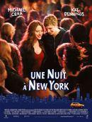Affiche Une nuit à New York