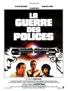 Affiche La Guerre des polices