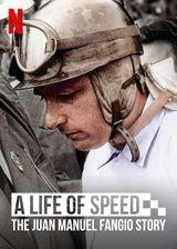Affiche Fangio : l'homme qui domptait les bolides