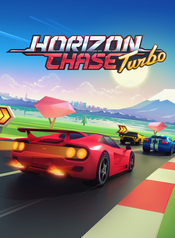 Jaquette Horizon Chase Turbo